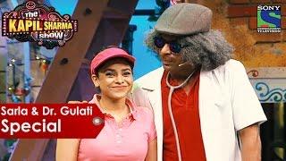getlinkyoutube.com-Sarla and Dr. Gulati Special | The Kapil Sharma Show | Best Indian Comedy