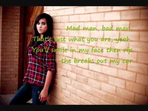Grenade- Bruno Mars (cover) by: Megan Nicole (lyrics)