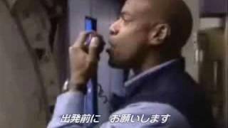 getlinkyoutube.com-ラップで機内アナウンス(日本語字幕つき)  The Rapping Flight Attendant