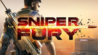 Sniper Fury shooter game per iOS Android e Windows