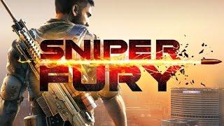 Sniper Fury shooter game per iOS Android e Windows