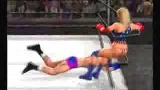 getlinkyoutube.com-SvR2007 Boxing Girl vs Boxing Girl(request match)