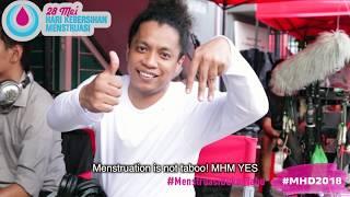 Laki-laki Bicara Menstruasi - Arie Keriting