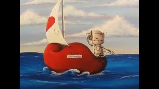 "Fabio Napoleoni "" Never Stop Searching "" at Art Center Gallery"