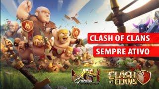 getlinkyoutube.com-CLASH OF CLANS SEMPRE ON - FAÇO VÍDEO DE COMO CHEGAR NA MASTER?