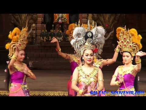Traditional Thai Folklore Show Сиам Нирамит (SIAM NIRAMIT), Thailand