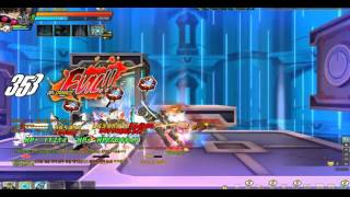 getlinkyoutube.com-[Elsword KR] Blade Master 10-3  Elysion Tower(VH)