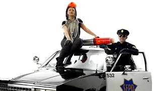 getlinkyoutube.com-Eva Simons ft. Konshens - Policeman (official video)