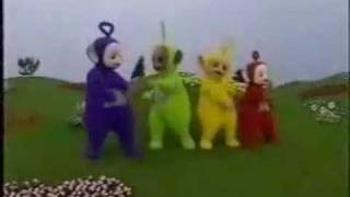 teletubbies subliminal messages