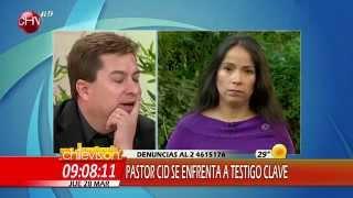 getlinkyoutube.com-Chilevisión - Te Ve de Verdad - Pastor Cid visita el estudio y hace sus descargos