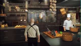 Hitman: Absolution - A Personal Contract (Part 3) - Walkthrough - Playthrough - Gameplay-2012-Purist