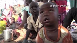 getlinkyoutube.com-After 3 Years of War, South Sudan now Faces Famine