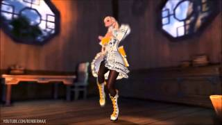 getlinkyoutube.com-Blade and Soul female dancing