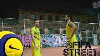 getlinkyoutube.com-Fifa Street - Ibrahimović y Rooney en un duelo muy igualado del AMO DEL CAÑO Gameplay xbox