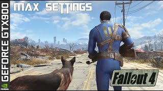 getlinkyoutube.com-Fallout 4 Max Settings Gameplay - GTX 950 / GTX 960 / GTX 970