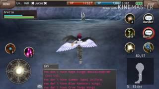 getlinkyoutube.com-Iruna Online High Wizard Zero Ray vs Parazaia