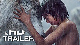 getlinkyoutube.com-The Jungle Book ALL Trailer & Clips (2016)