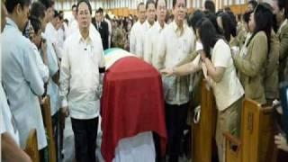 INC-Erano G. Manalo Interment