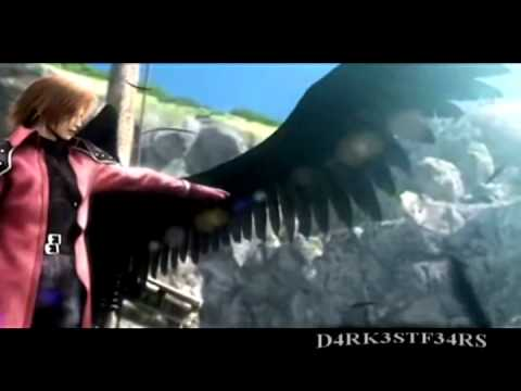 Final Fantasy VII Crisis Core - Fallen Angels - Black Veil Brides