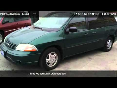 2002 Ford Windstar Owners Manual http://www.helpowl.com/autos/Ford/2002-Windstar/2323