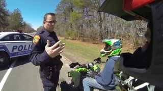 getlinkyoutube.com-Police Arrest Me Plus ATV Escapes!!