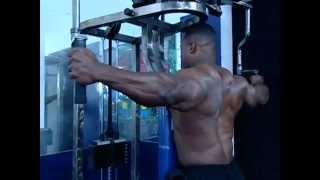 getlinkyoutube.com-Muscle & Fitness Training System - Chest-shoulders