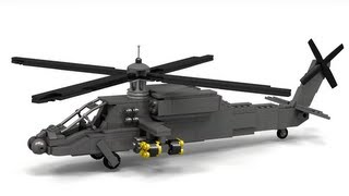 getlinkyoutube.com-Lego AH-64 Apache Instructions