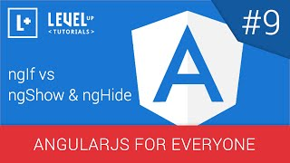 getlinkyoutube.com-AngularJS For Everyone Tutorial #9 - ngIf vs ngShow & ngHide