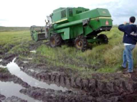 Tração Hidráulica Bertoldo para colheitadeiras: LANÇAMENTO