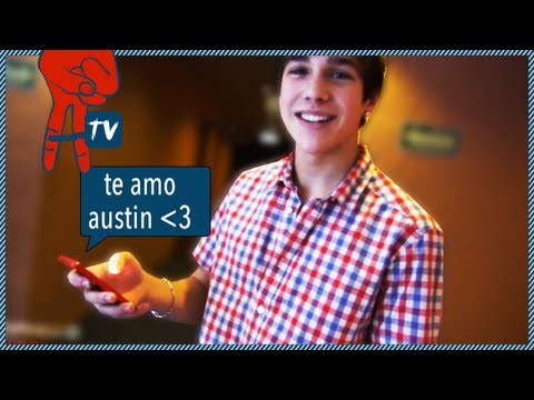 Austin Learns to Speak Spanish - Austin Mahone Takeover Ep 53