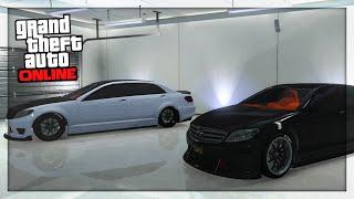 getlinkyoutube.com-GTA 5 Online - 2 NEW BENEFACTORS! (NEW Armored Shafter V12 & LWB)