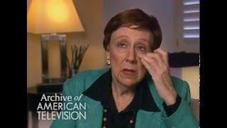 "getlinkyoutube.com-Jean Stapleton discusses Edith's death on ""Archie Bunker's Place"" - EMMYTVLEGENDS.ORG"