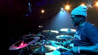 getlinkyoutube.com-MEINL DRUM FESTIVAL 2015 – Robert Sput Searight – Part 1