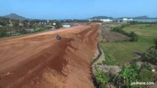 getlinkyoutube.com-Tol Lampung - Drone Video