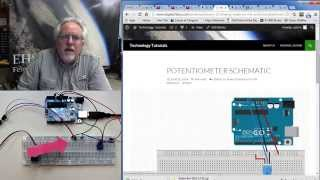 getlinkyoutube.com-LESSON 16: Controlling a Servo with Arduino