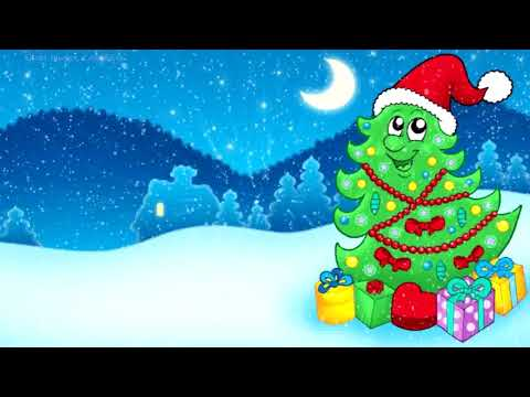 Новогодняя песня для детей с текстом и словами марш елочных игрушек