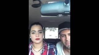 getlinkyoutube.com-Periscope Scarlet Gruber y Chris De La Campa - A Donde Se Fueron?
