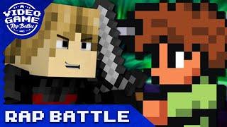 getlinkyoutube.com-Minecraft vs. Terraria - Video Game Rap Battle (VGRB + JT Machinima)