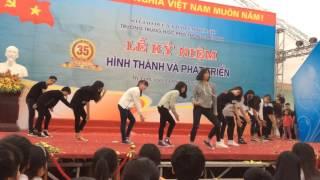 getlinkyoutube.com-11A6 nhảy Bang Bang Bang + Good Boy nhân ngày kỉ niệm Trường