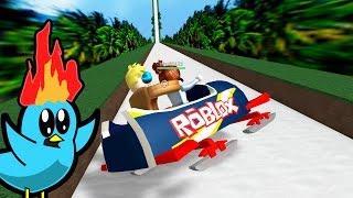 getlinkyoutube.com-Roblox / Sledding in Roblox! / Gamer Chad Plays