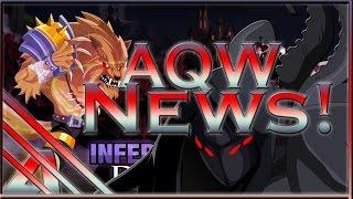 getlinkyoutube.com-AQW News: Free 200 ACs, ArchPaladin Buff,  Infernal Invasion, New HeroMart merch,