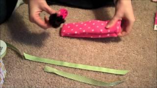getlinkyoutube.com-2 Home-made Baby shower gifts