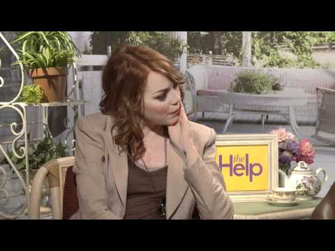 Emma Stone & Viola Davis Talk 'The Help'