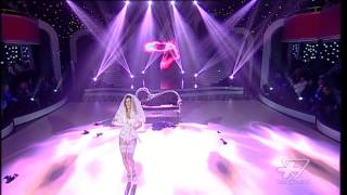 "getlinkyoutube.com-Dancing with the Stars 4 - Femrat ""Burlesque"" - Nata e gjashte - Show - Vizion Plus"