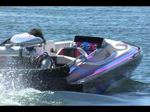 Videos youtube nano catamaran nc290 small portable for Portable fishing boat