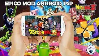 ⬇Descarga | Dragon Ball z Tenkaichi Tag Team | Excelente y Épico MOD ISO ppsspp | Goku Black y Más