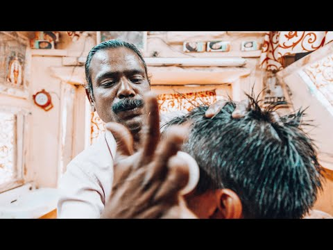 World's Greatest Head Massage 8 (The Nomad Barber)