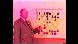 E. Gufeld Vs. B. Ivanovic - A diamond-studded chess brilliancy Pt.1 view on youtube.com tube online.