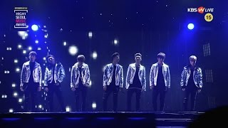 getlinkyoutube.com-iKON - '지못미(APOLOGY)' + '덤앤더머(DUMB&DUMBER)' in 2016 Seoul Music Awards