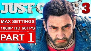 getlinkyoutube.com-Just Cause 3 Gameplay Walkthrough Part 1 [1080p 60FPS PC MAX Settings] - No Commentary